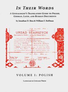 a genealogist translation guide to polish documents