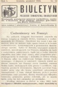Polskie Towarzystwo Emigracyjne Polish Emigration Society