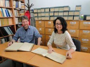 polish archives lomza