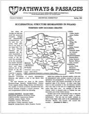 Ecclesiastical Structure Reorganized in Poland