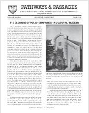 The Closings of Polish Churches -- A Cultural Tragedy