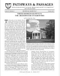 Parish Reorganization in the Archdiocese of Hartford