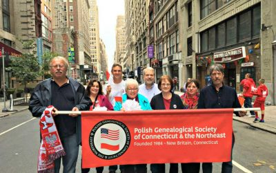PGSCTNE Marches in 2019 Pulaski Day Parade